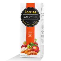 JORRIES 100% smoothie jablko-mrkev 200 ml