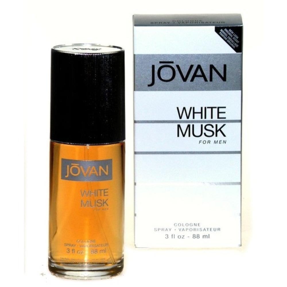Jovan Musk White Kolínská voda 90ml