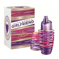 JUSTIN BIEBER Girlfriend Parfémovaná voda 50 ml