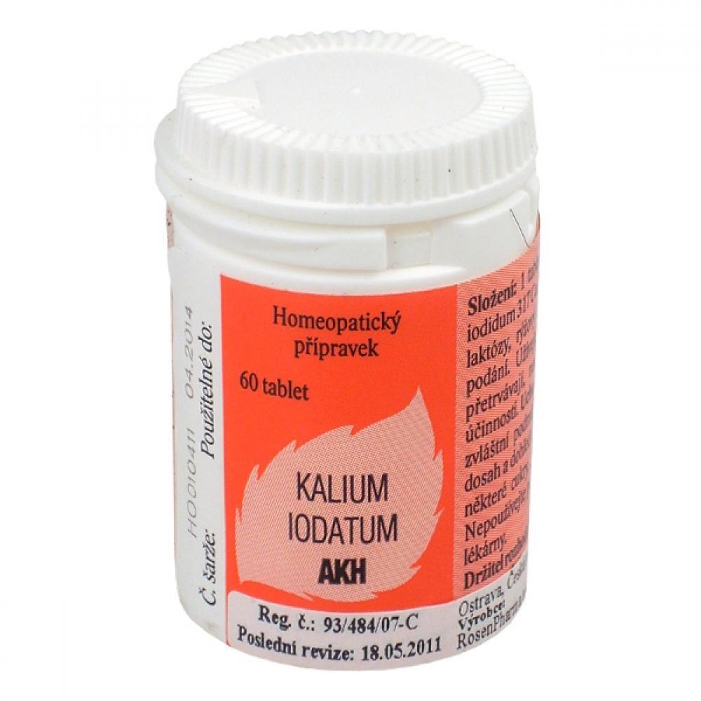 KALIUM IODATUM AKH 60 C59-C317-C679 Tablety
