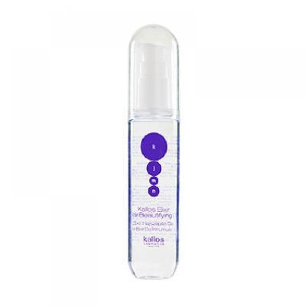 KALLOS KJMN Vyživující olej na vlasy 50 ml