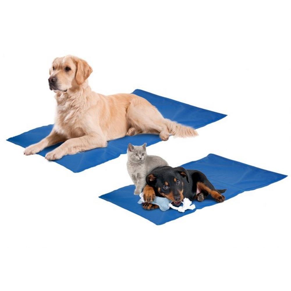 KARLIE FLAMINGO Chladící podložka pro psy a kočky velikost XS 35x20 cm