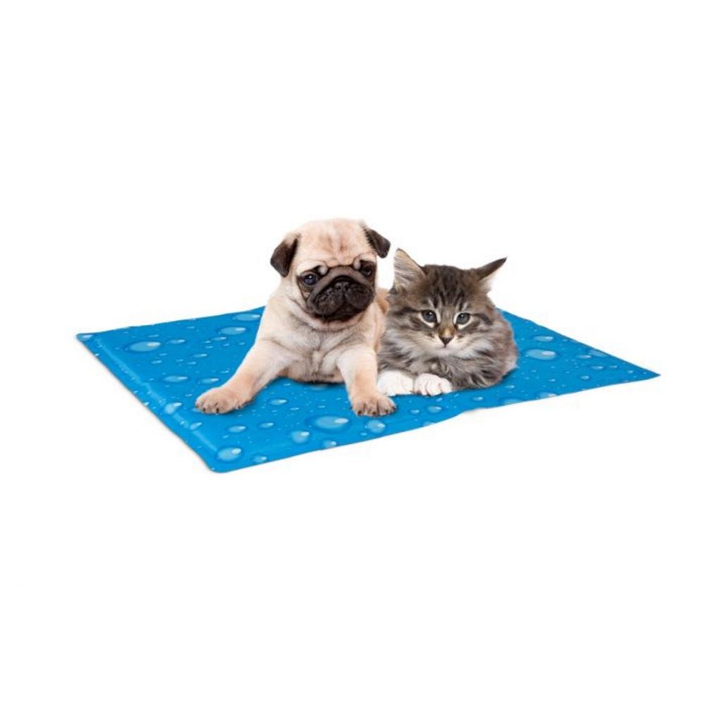 KARLIE FLAMINGO Chladící podložka pro psy se vzorem kapky, velikost XS 20x35 cm