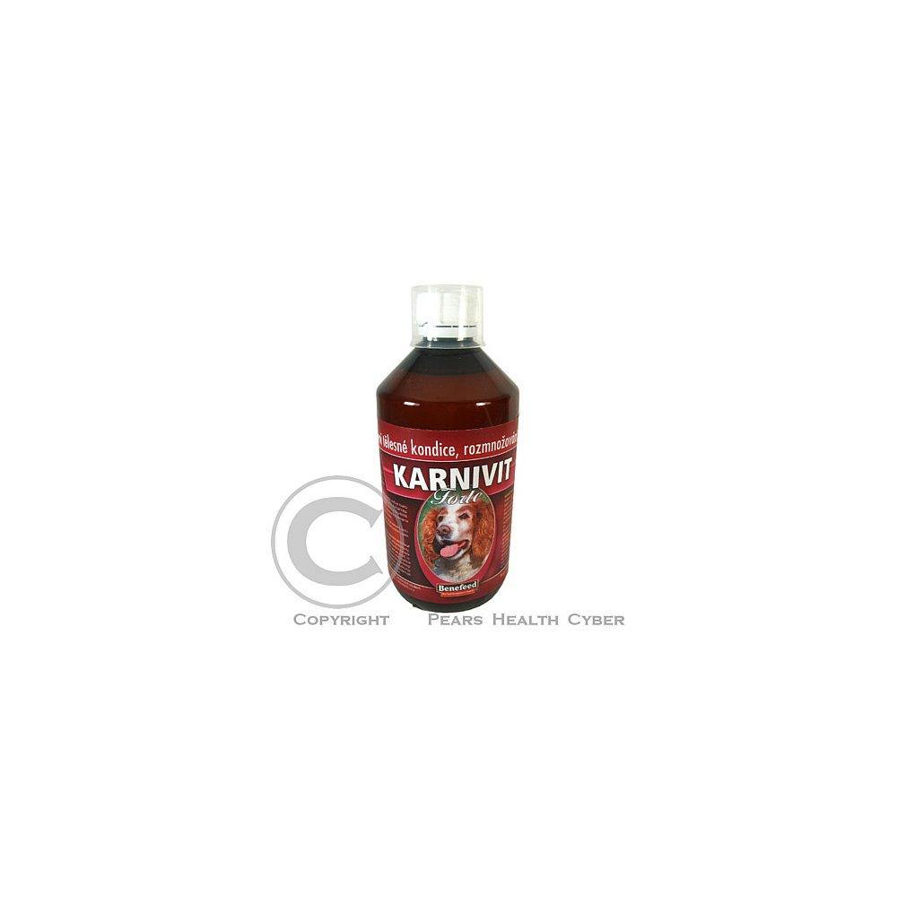 Aquamid - Karnivit forte 500ml