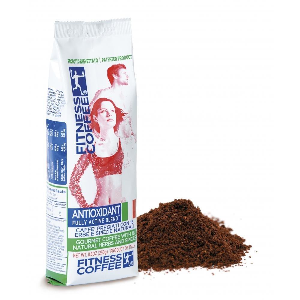 FITNESS COFFEE káva - Fully Active Antioxidant Blend 250 g