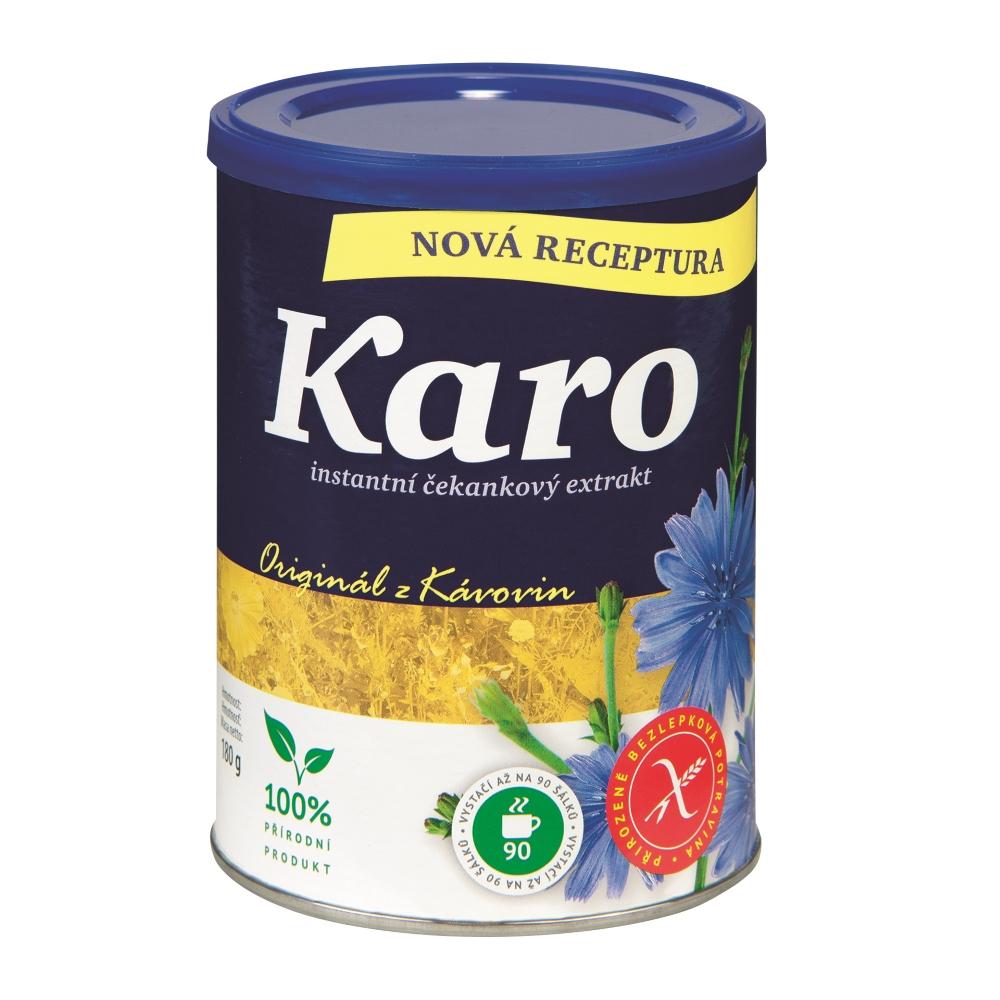 Kávoviny Karo instantní kávovina 90 g doza
