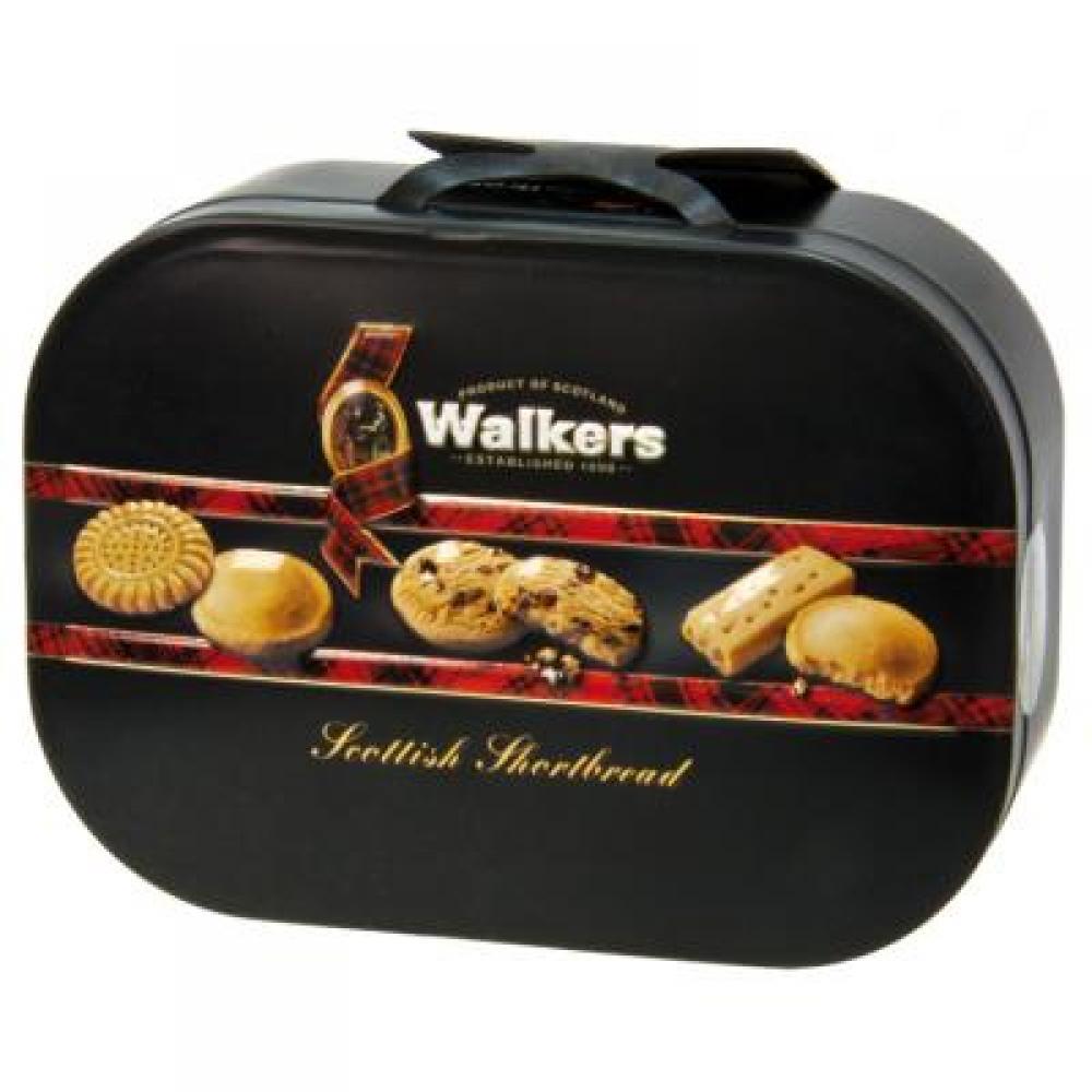 WALKERS Dárková krabička se sušenkami 130 g