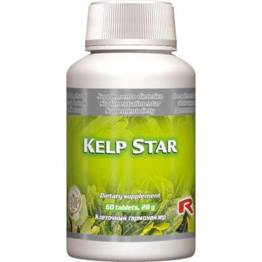 Starlife Kelp 60 tbl.