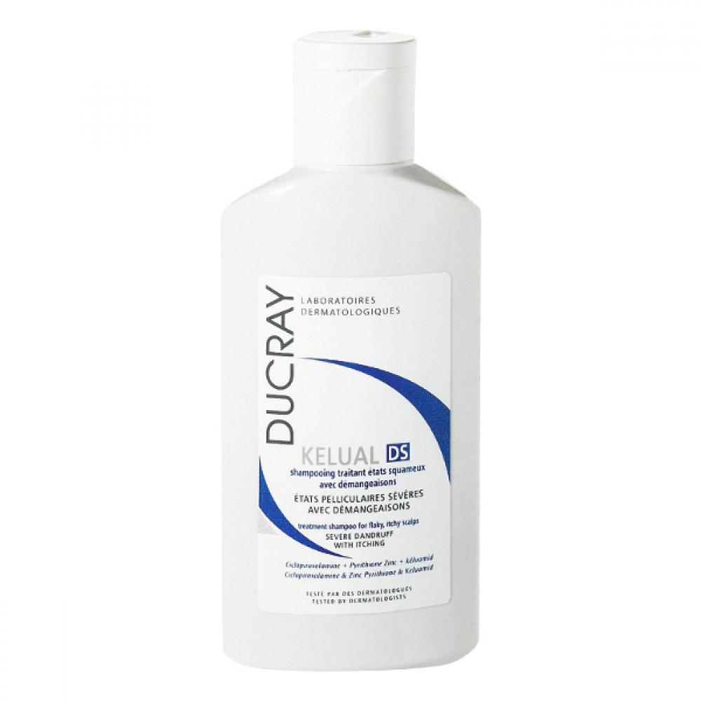 DUCRAY Kelual DS šampon 100 ml redukce tvorby lupů