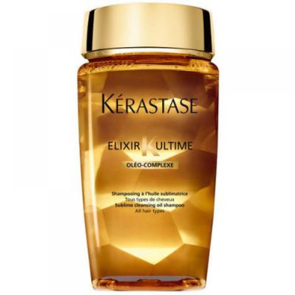 Kerastase Elixir Ultime Shampoo 250ml Všechny typy vlasů
