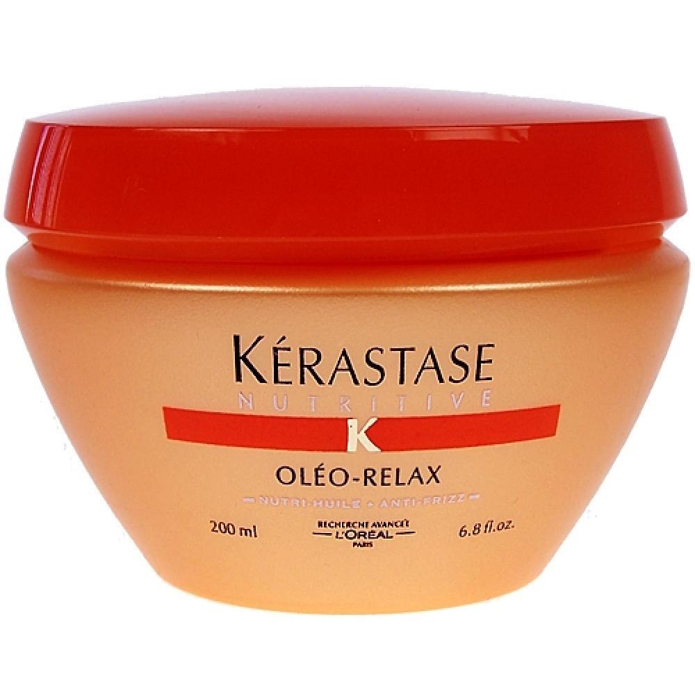 Kerastase Nutritive Oleo Relax Masque for Dry Rebelliou Hair 500ml Suché