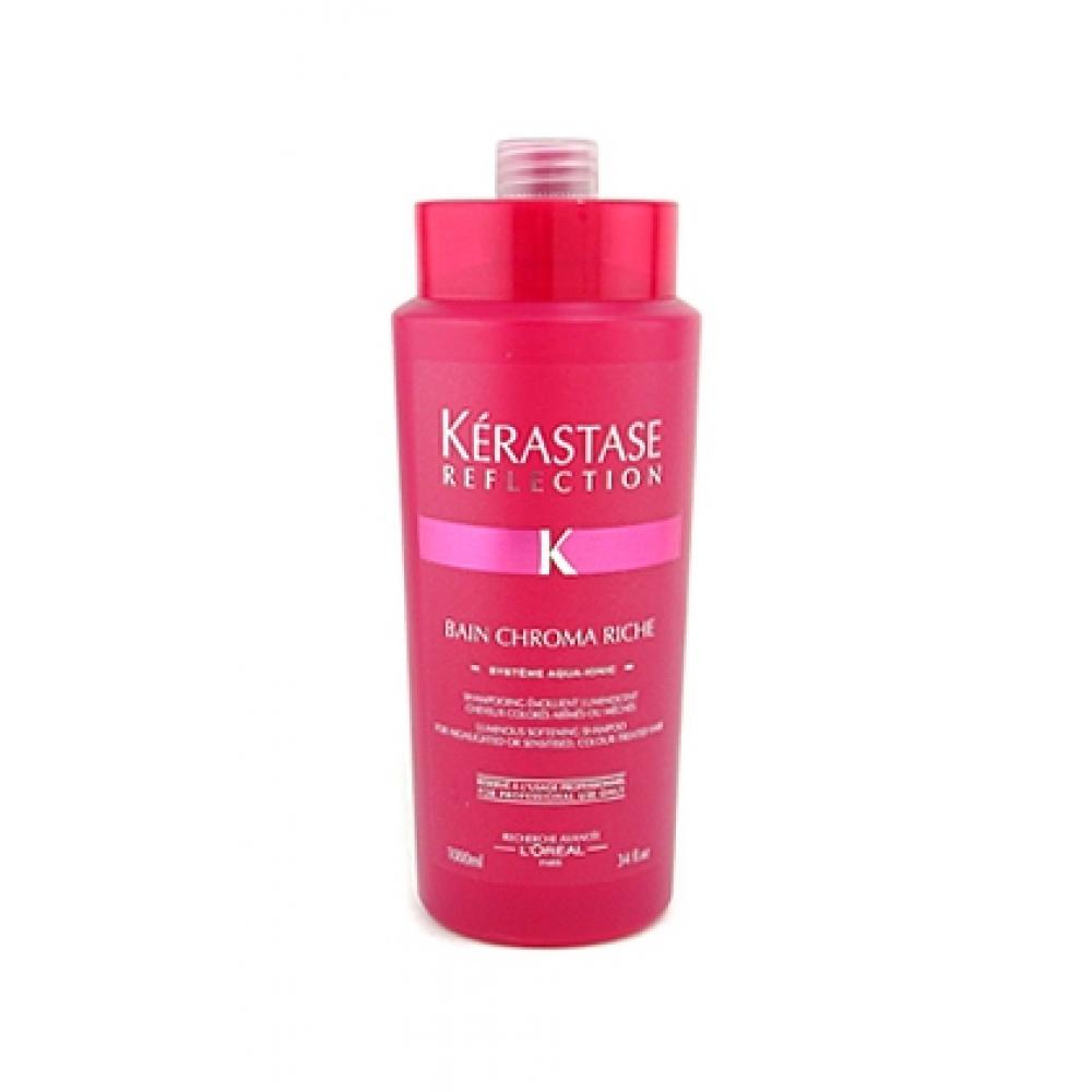 Kerastase Reflection Chroma Riche Luminous Softening Shampoo 1000ml Šampon