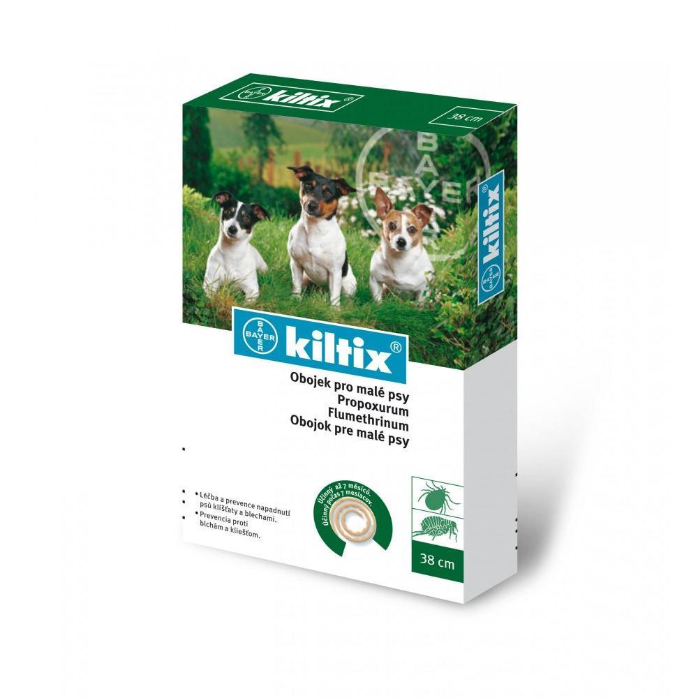 KILTIX obojok pre malé psy obvod 38 cm 1x1ks