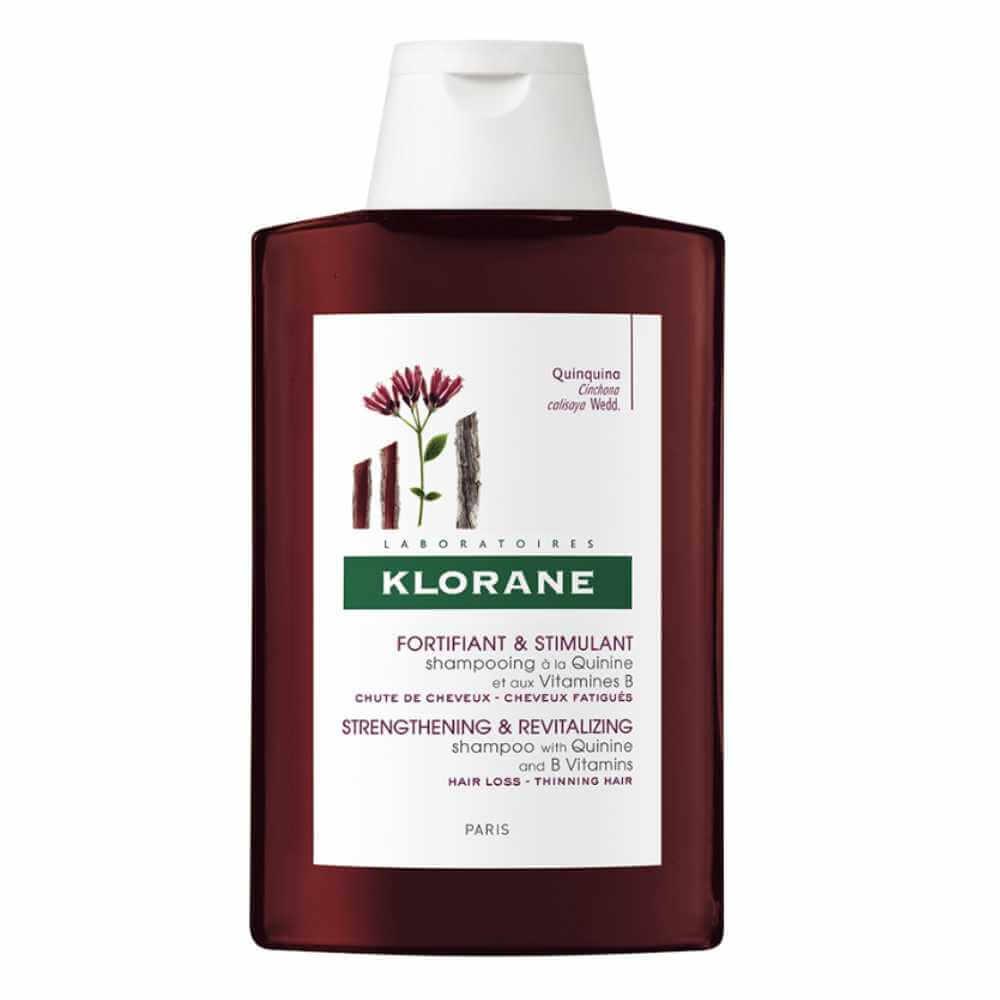 KLORANE Šampon s chininem a vitaminy B 200 ml