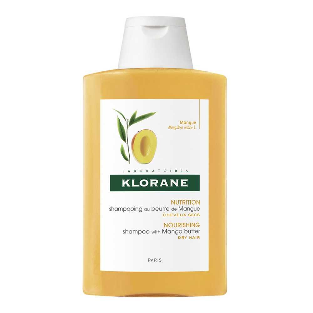 KLORANE Šampon s mangovým máslem 200 ml