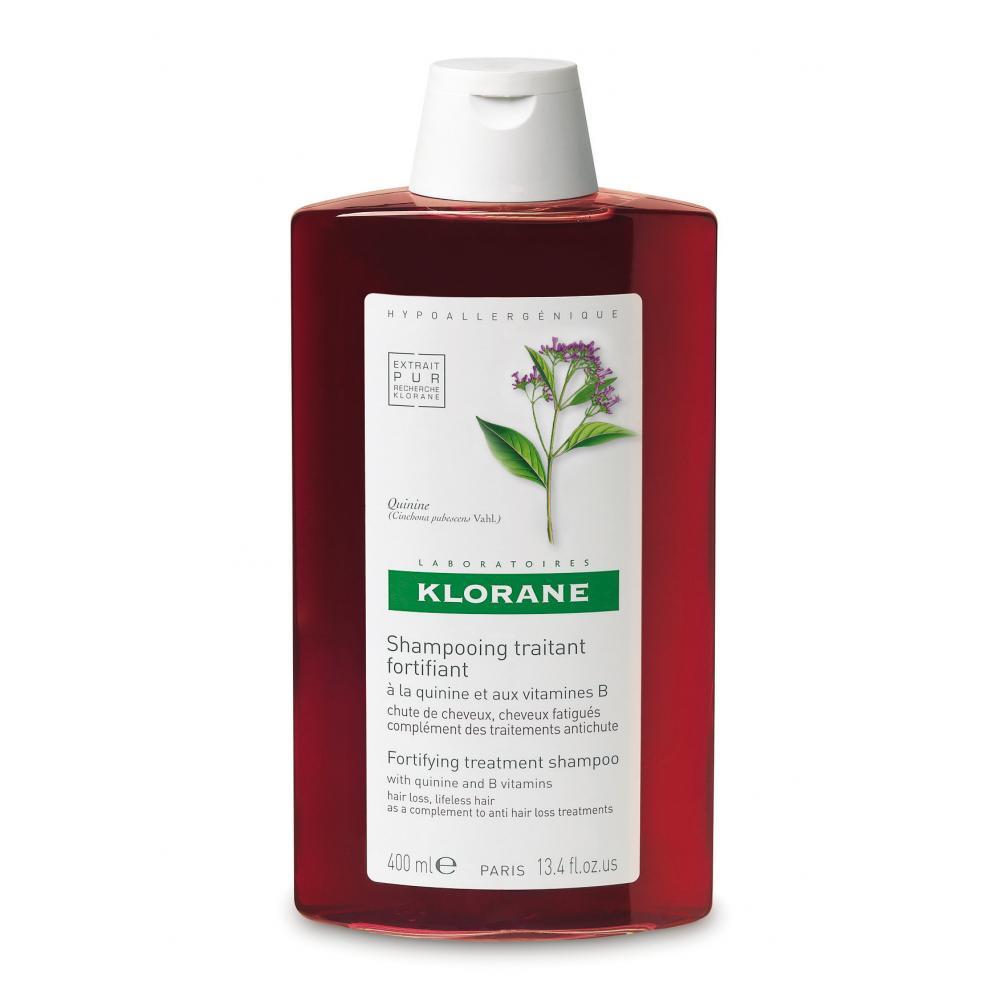 KLORANE Shampooing Quinine 400ml