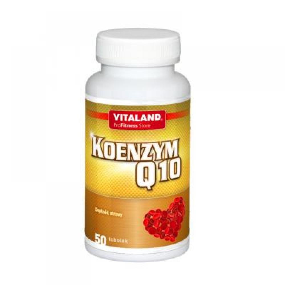 Vitaland Koenzym Q10 60mg 50 tobolek