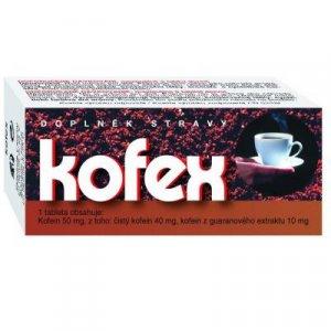 NATURVITA Kofex přírodní kofein + guarana 80 tablet - Lékárna.cz 6b4a4f7a6a
