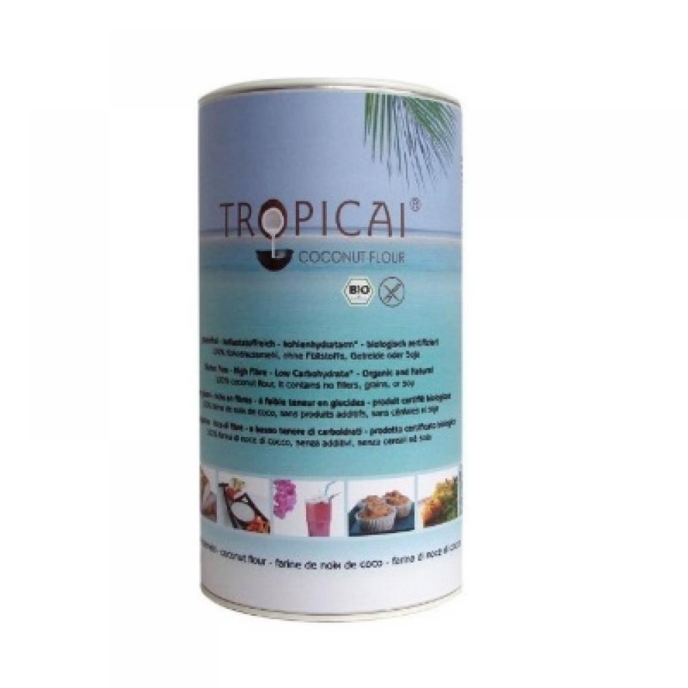TROPICAI BIO Kokosová mouka 500 g