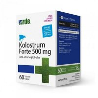 VIRDE Kolostrum Forte 500 mg 60 tablet