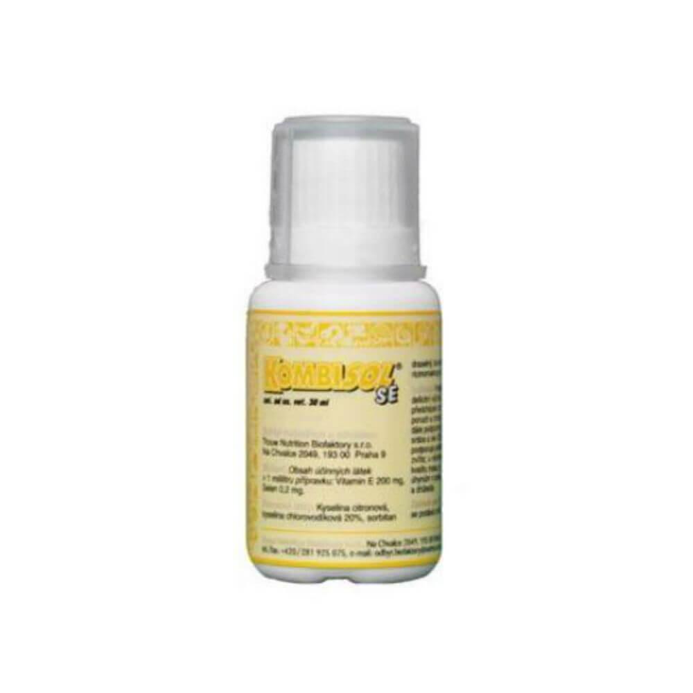 KOMBISOL SE Vitaminový komplex 30 ml
