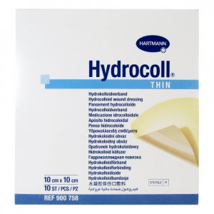 Kompres Hydrocol Thin 10x10cm/10ks