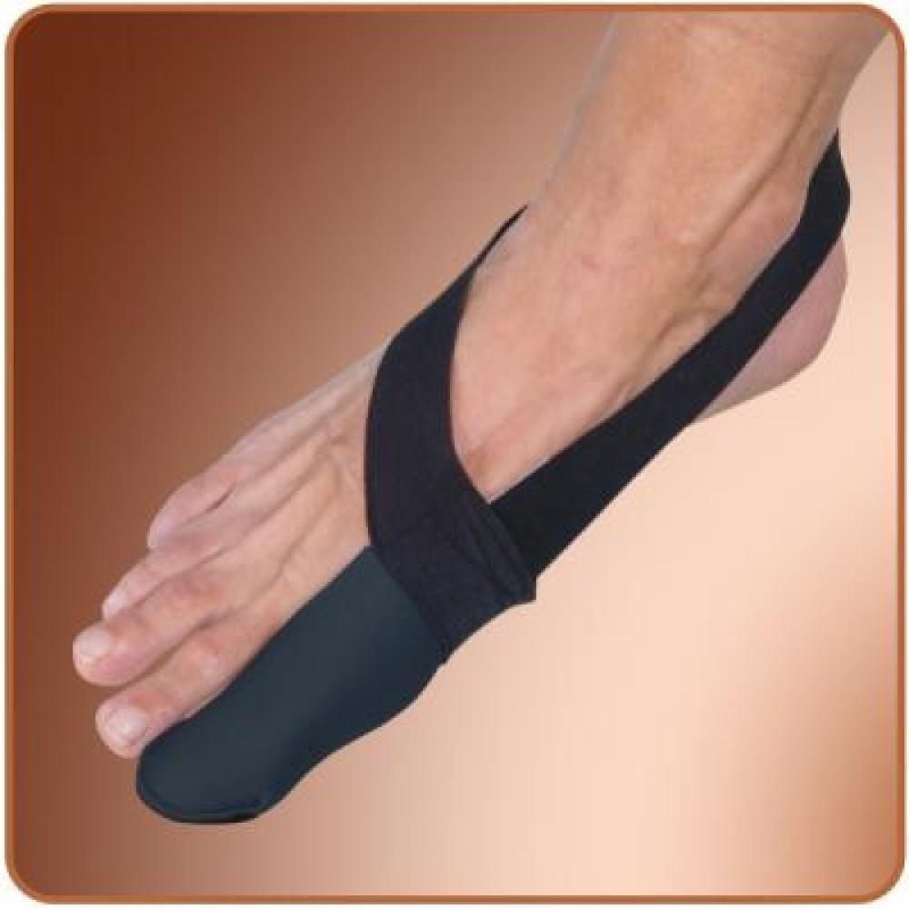 Korektor vbočeného palce nohy vel. 1, velikost obuvi 35-37 (bez výztuhy)