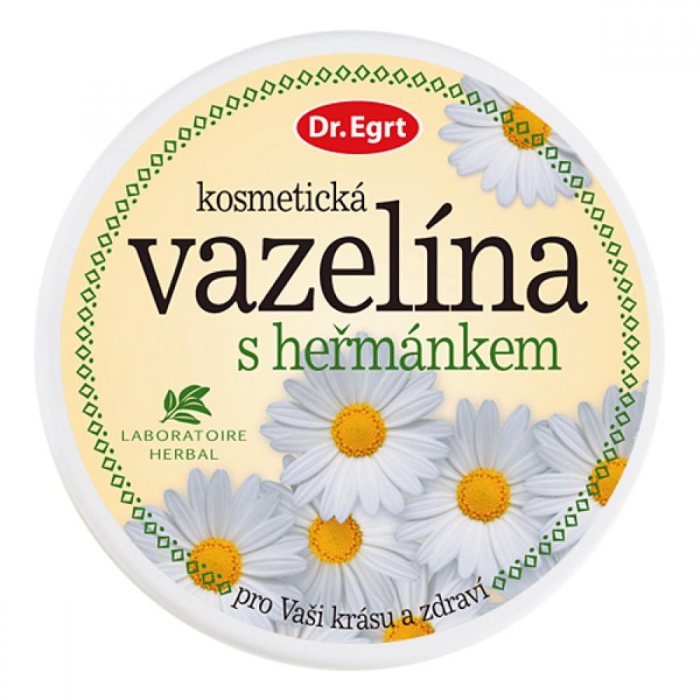 Kosmetická vazelína s heřmánkem Dr. Egrt