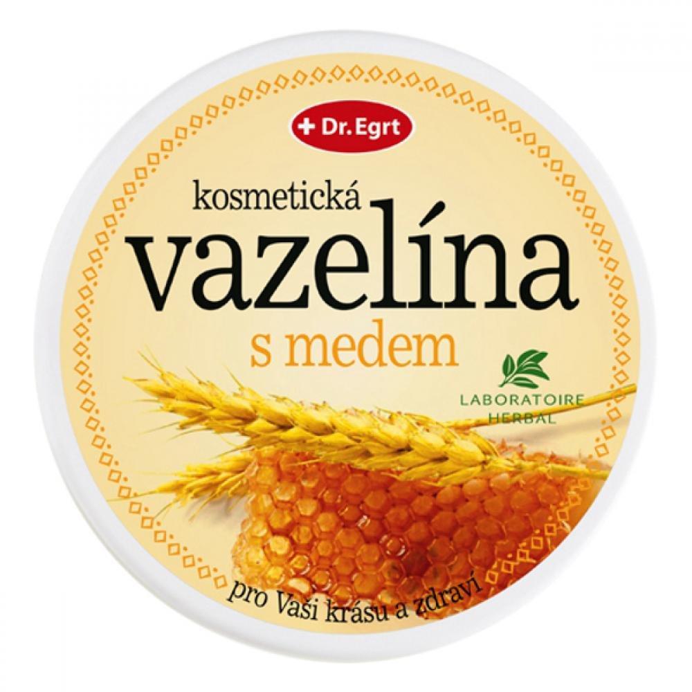 Kosmetická vazelína s medem Dr. Egrt
