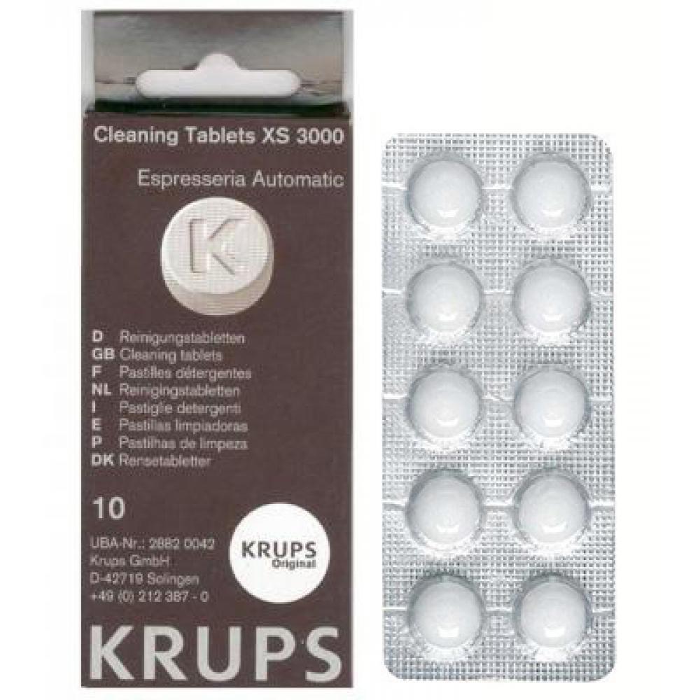 KRUPS XS300010 TABLETY ČISTÍCÍ