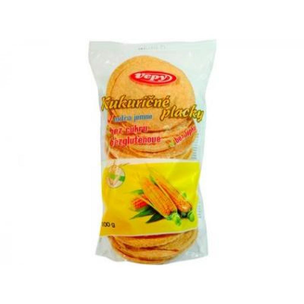 Kukuřičné placky bezlepkové 100 g