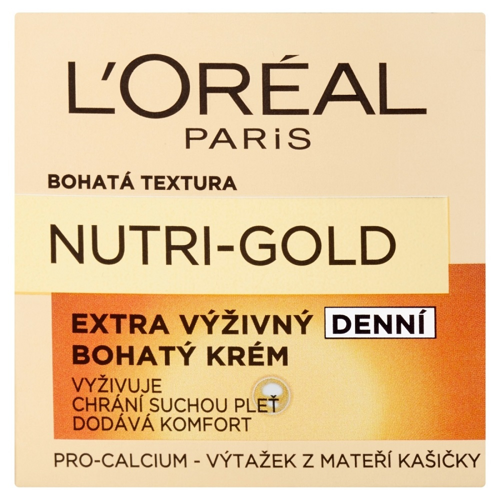 LOREAL DEX Nutri-gold denní krém 50ml