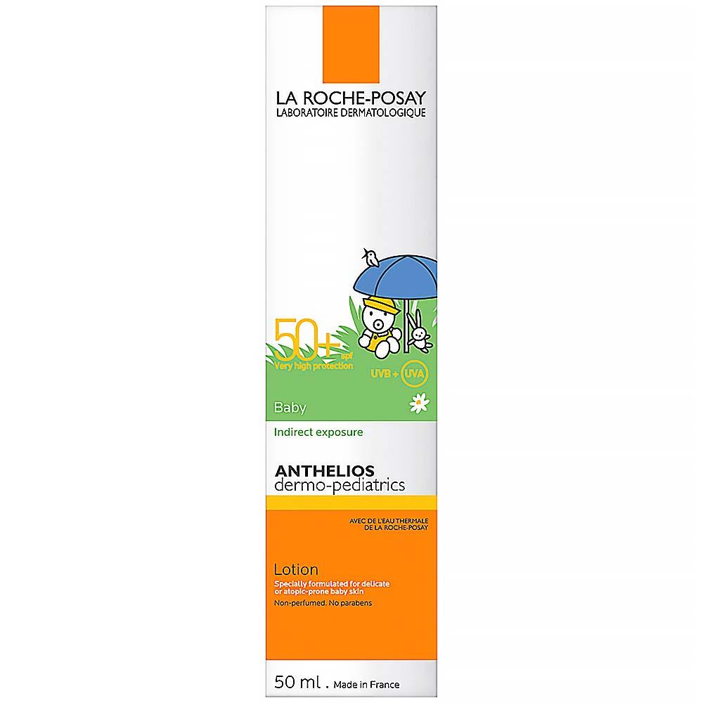 LA ROCHE-POSAY Anthelios Dermo-pediatrics mléko pro miminka SPF 50+ 50 ml