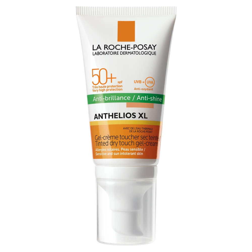 LA ROCHE-POSAY Anthelios XL SPF 50+ Tónovaný zmatňující gel-krém 50 ml