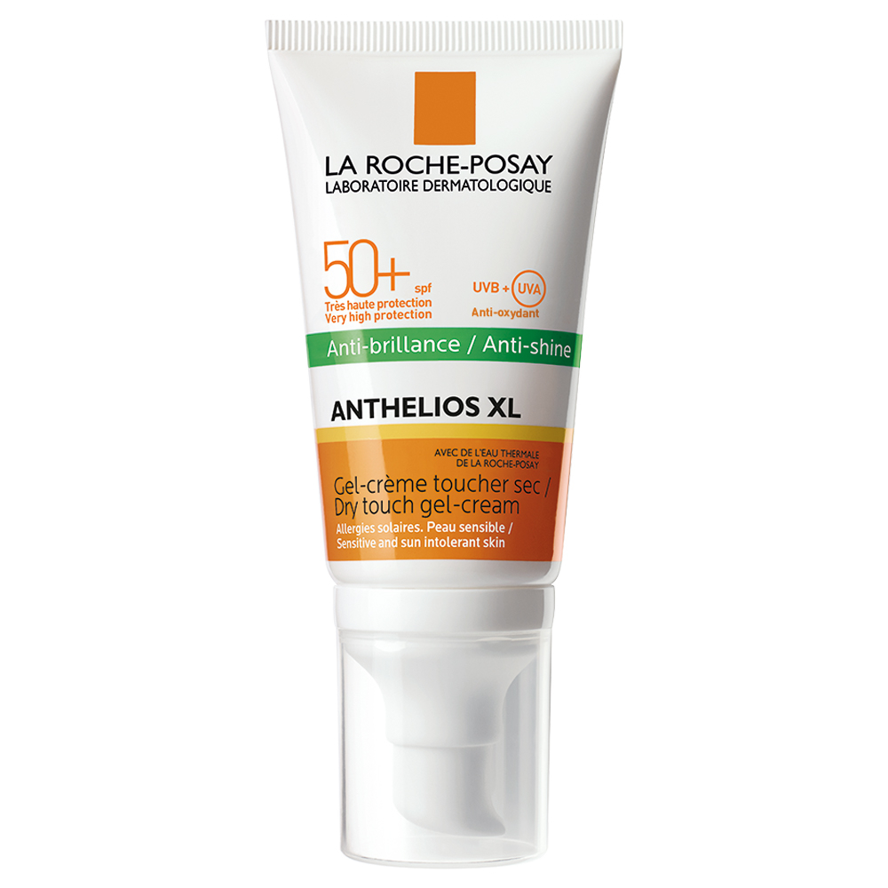 La Roche Posay Anthelios XL Dry Touch Gel-Cream Zmatňující gel-krém SPF50+ 50 ml