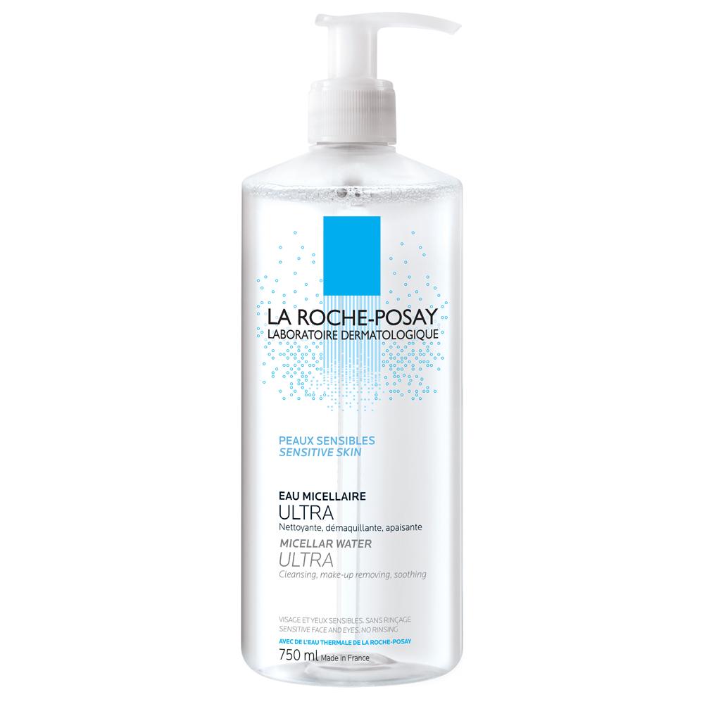 LA ROCHE-POSAY Sensitive Micelární voda 750 ml