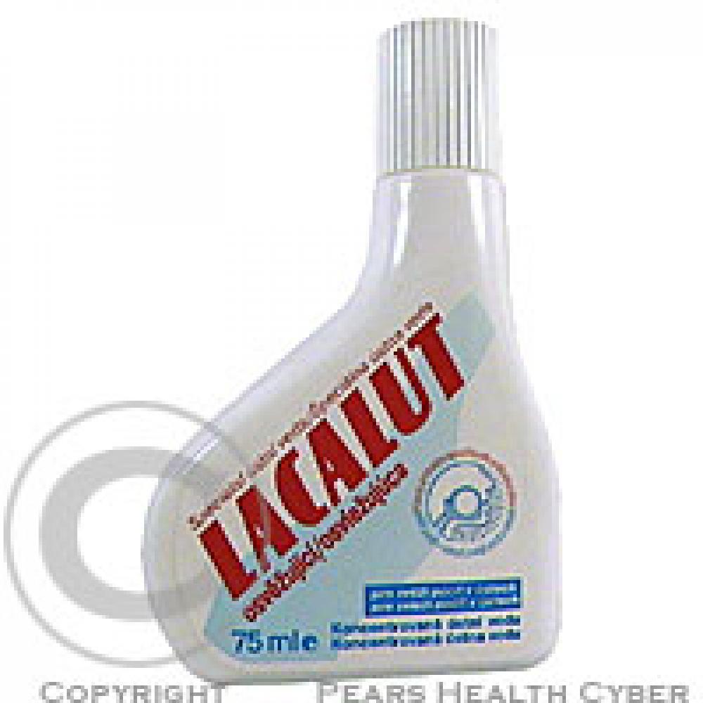 Lacalut ústní voda s antibakteriálním účinkem 75ml