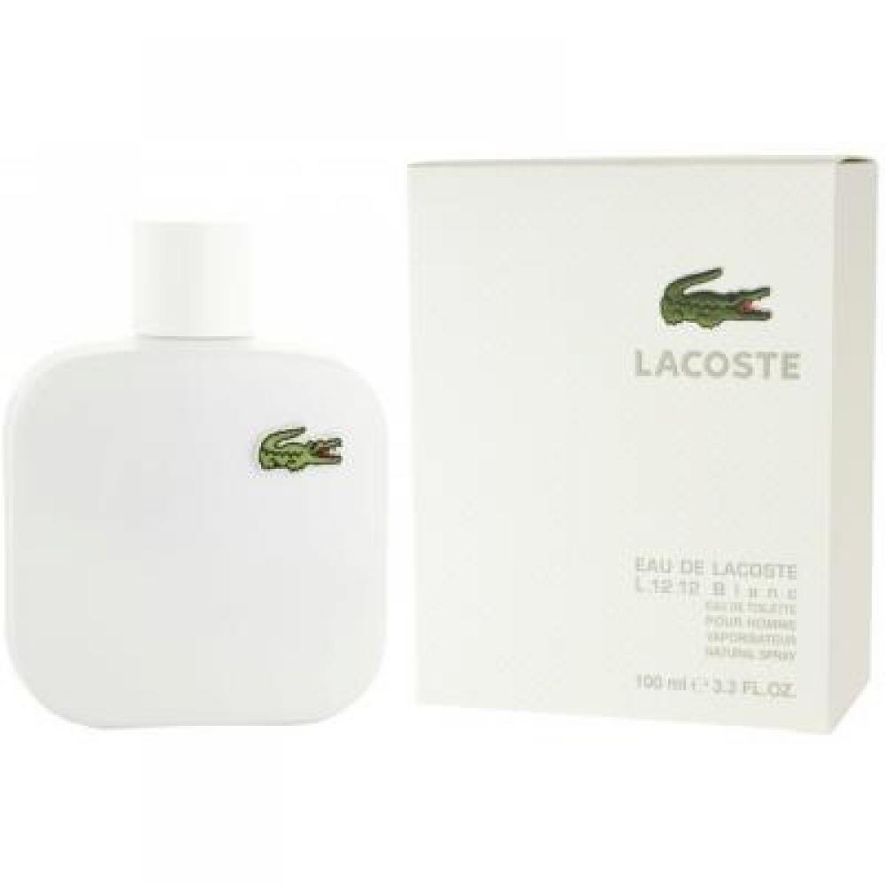 Lacoste Eau de Lacoste L.12.12 Blanc Toaletní voda 100ml