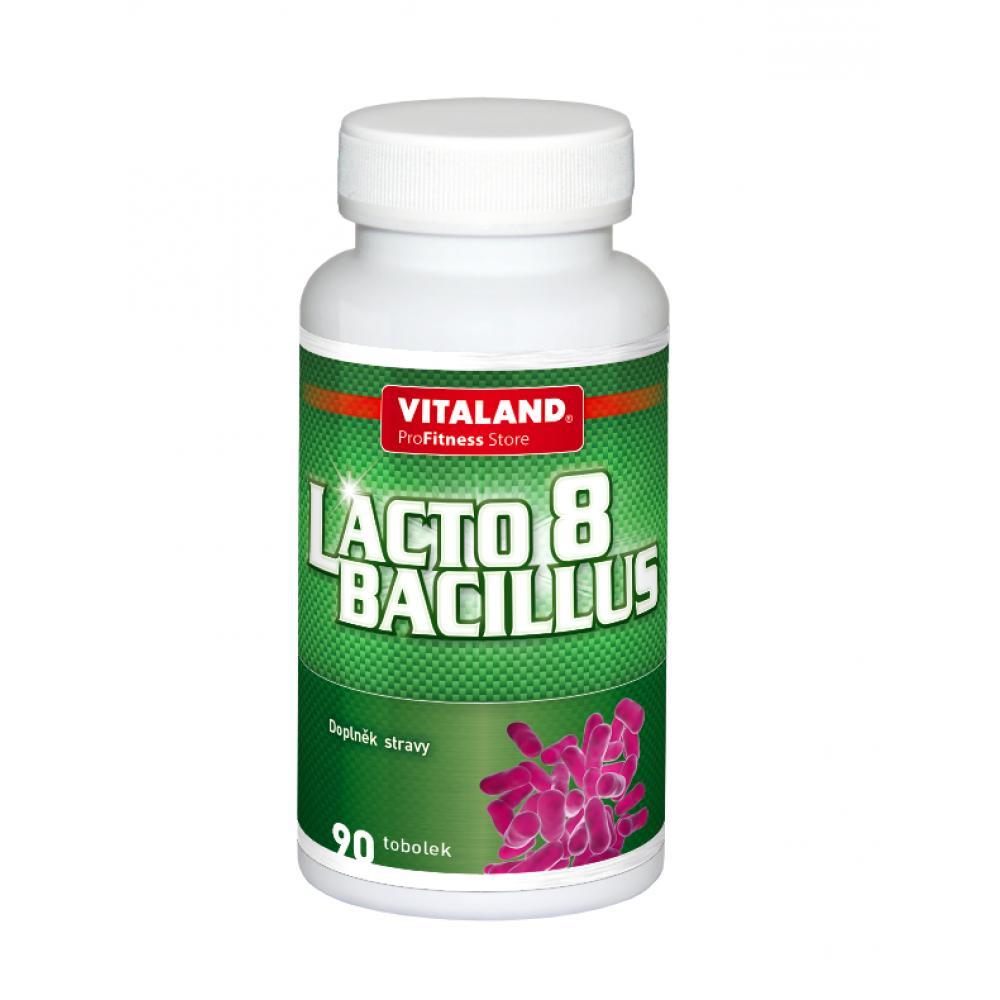 VITALAND Lactobacillus 8 90 tablet