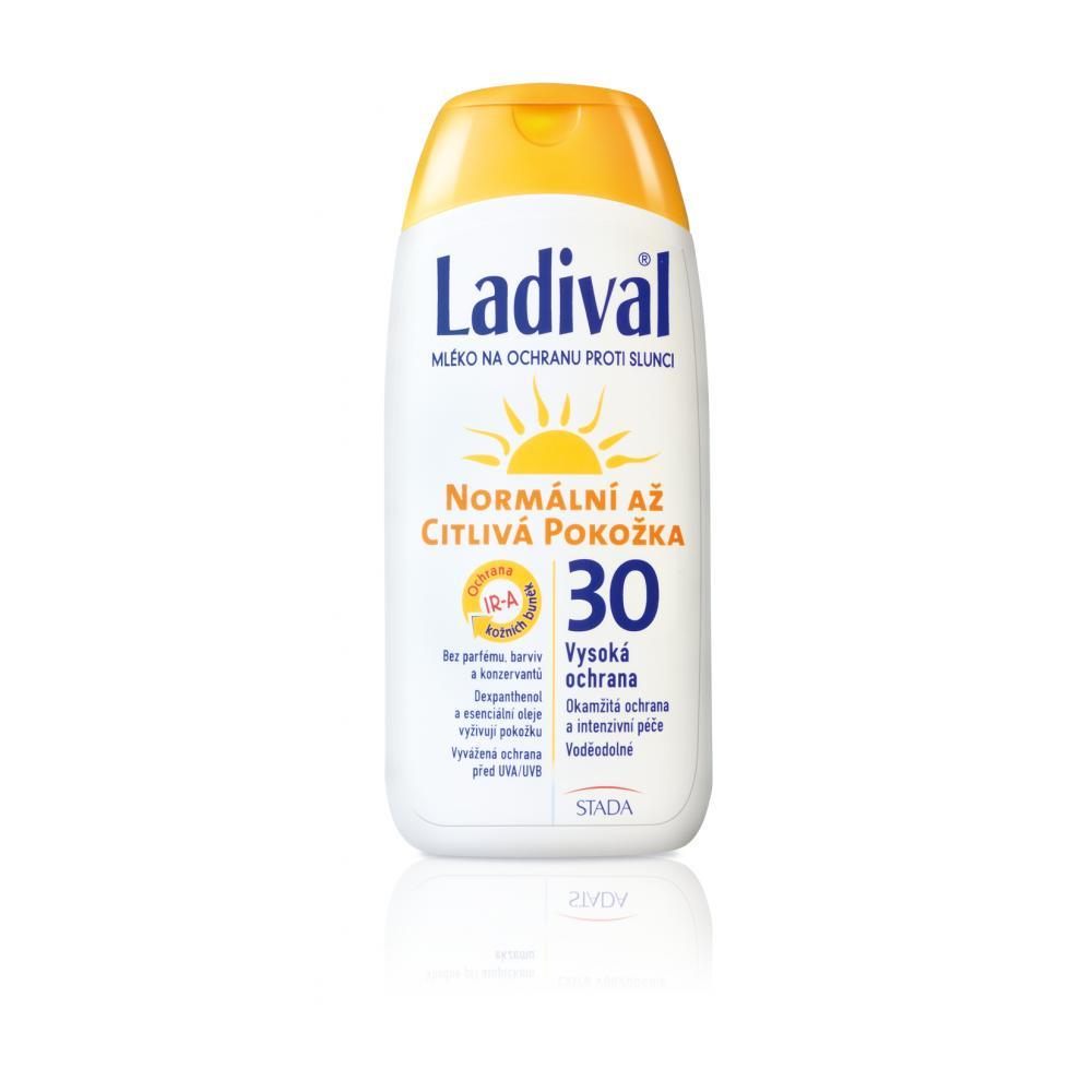 LADIVAL OF 30 Mléko normální až citlivá pokožka