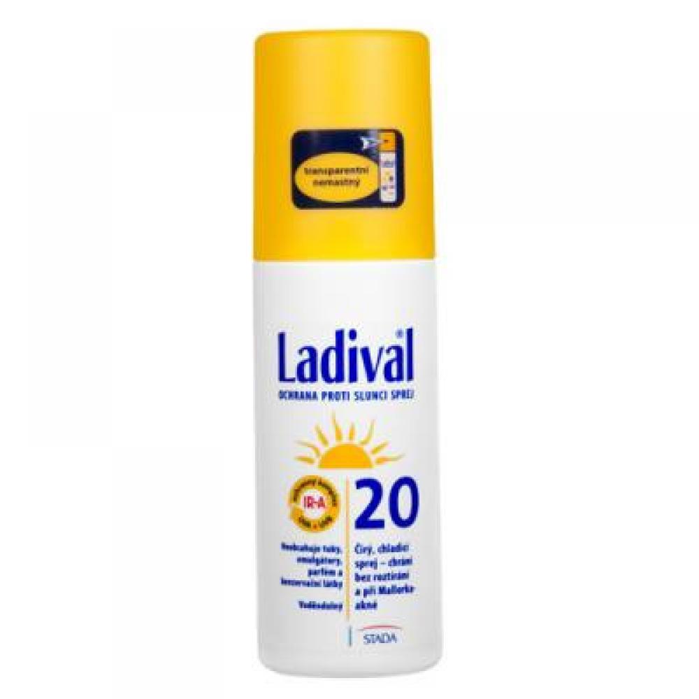 LADIVAL OF 20 Sprej 150 ml
