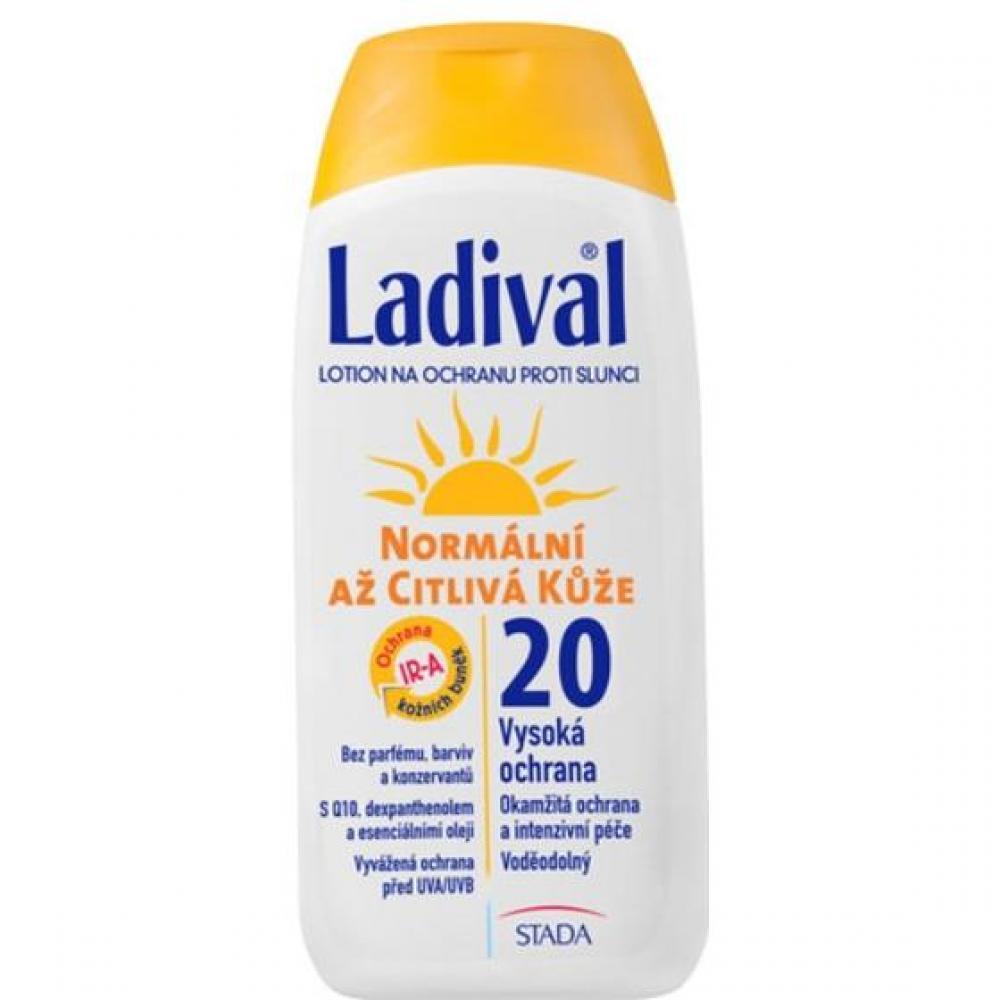 LADIVAL OF 20 Lotion pro normální až citlivou kůži 200 ml
