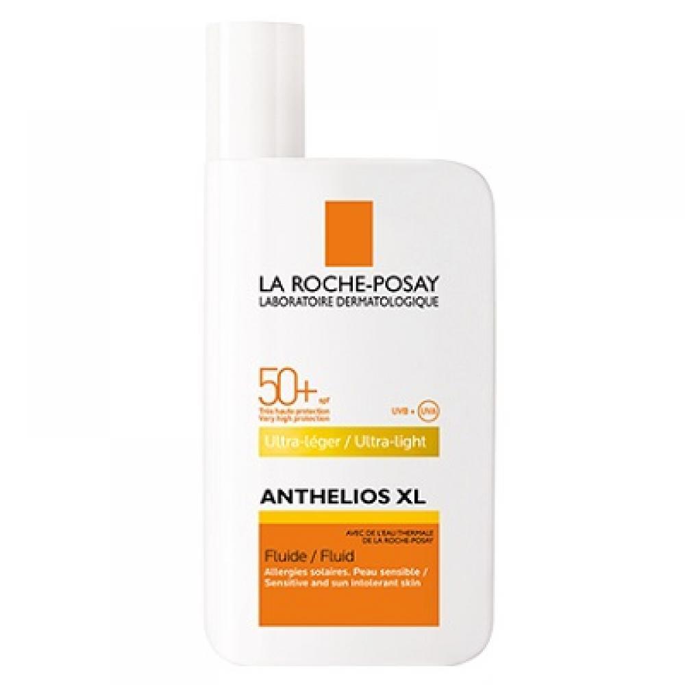 LA ROCHE-POSAY Anthelios XL ultra lehký fluid SPF 50+ 50 ml
