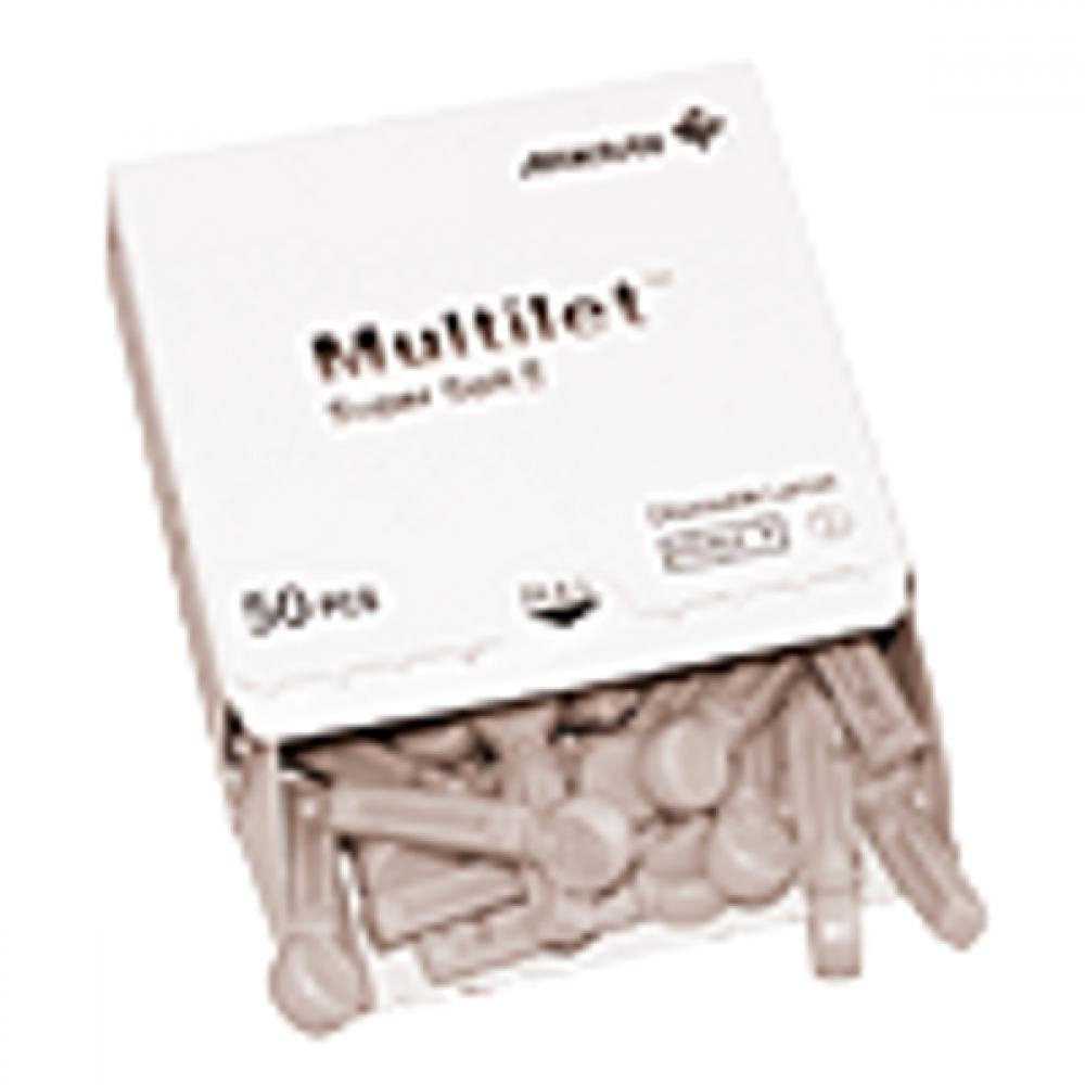 Lanceta Multilet Super Soft 50ks