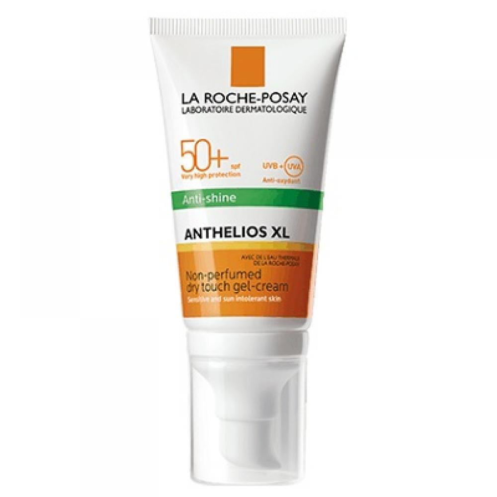 LA ROCHE-POSAY Anthelios XL zmatňující gel-krém SPF 50+ 50 ml