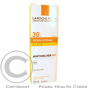 LA ROCHE Anthelios 40 fluid AC 50 ml 17110841