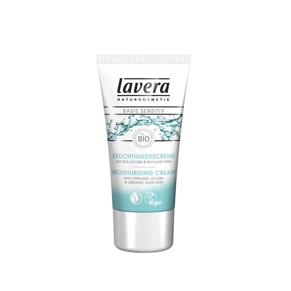 LAVERA Basis Sensitiv Hydratační krém 50 ml