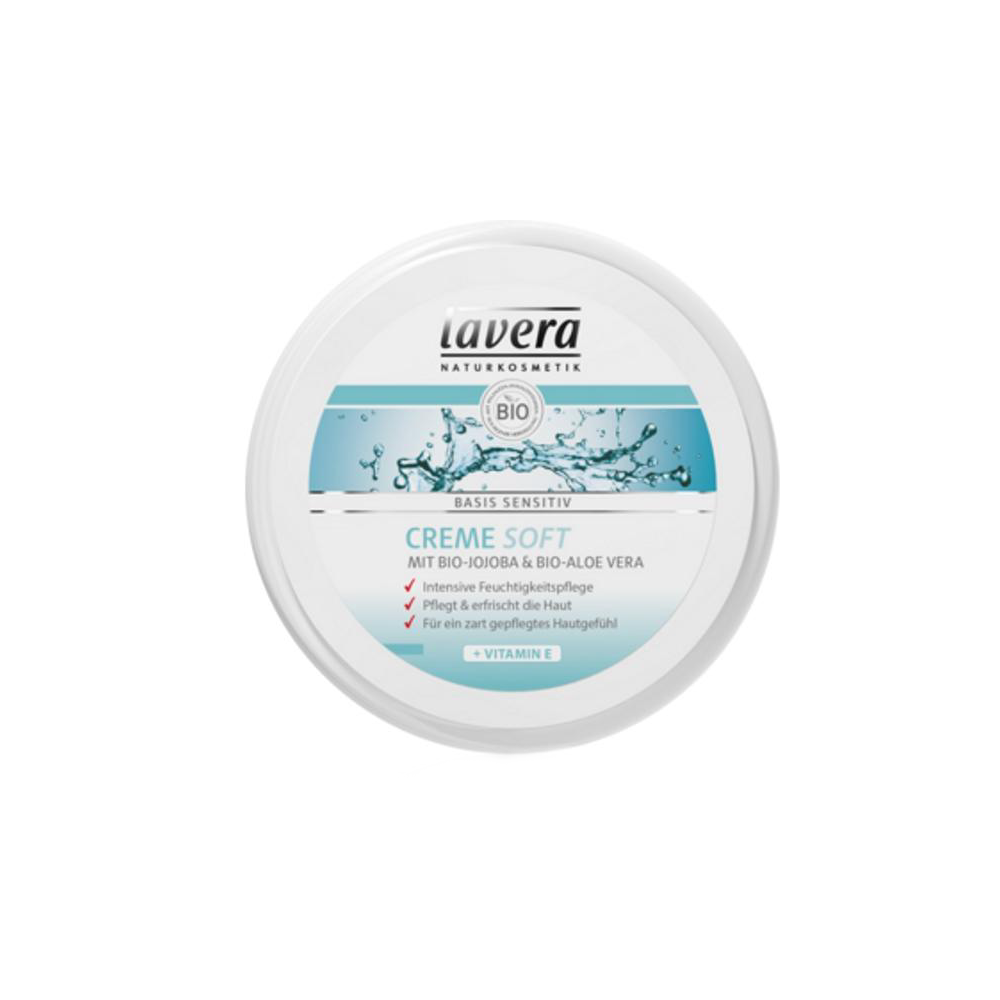LAVERA Basis Sensitiv Soft Hydratační krém 150 ml