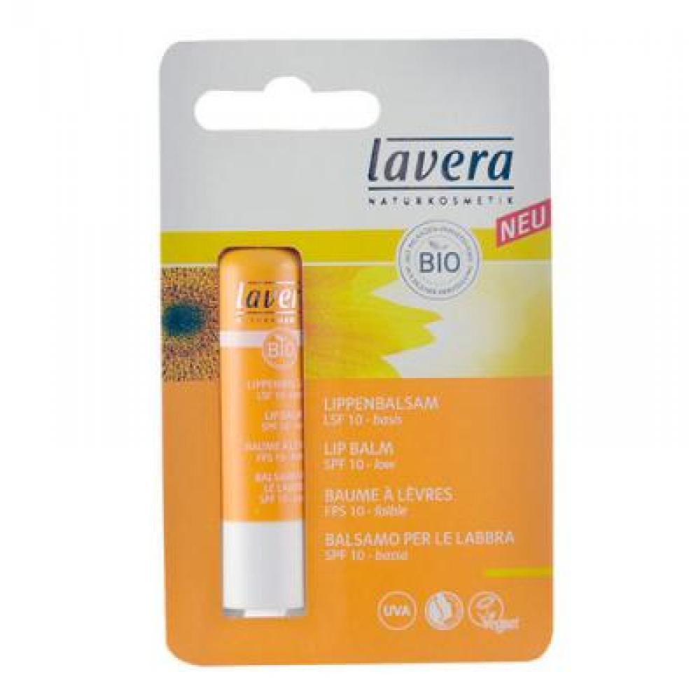 Lavera BIO Lip Balm SPF10 4,5g