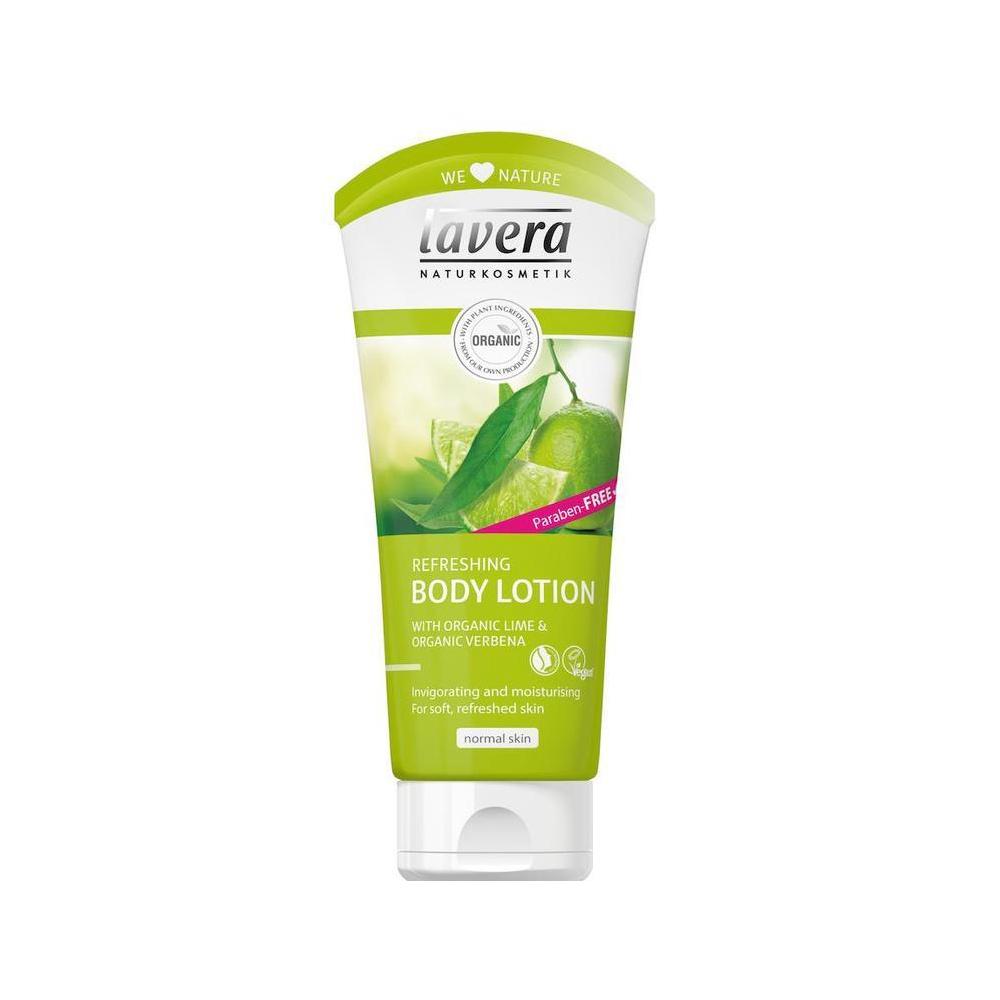 LAVERA Body Spa Tělové mléko Verbena&Limetka 200 ml